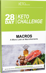 28 day challenge book 4 - The 28-Day Keto Problem