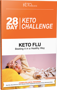 28 day challenge book 5 - The 28-Day Keto Problem