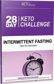 28 day challenge book 6 - The 28-Day Keto Problem