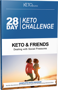 28 day challenge book 7 - The 28-Day Keto Problem