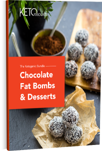 Bonus #3 Keto Fat Bombs cover
