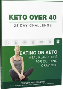 >Eating on Keto: Meal Plan and Tips for Curbing Cravings cover