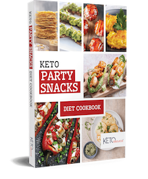 Bonus #2 Keto Party Snacks cover